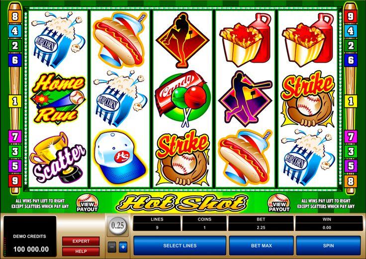 """Nur für Sportskanonen! Microgaming Software Hersteller bietet sein sportlichen Spielautomat """"Hot Shot"""". Teste den und hol deine Pokale als Scattes Symbol und verdoppeln deine Gewinnchancen! Fange jetzt an, der Slot """"Hot Shot"""" von Microgaming kostenlos zu spielen! Sei ein richtiger Sportler!"""