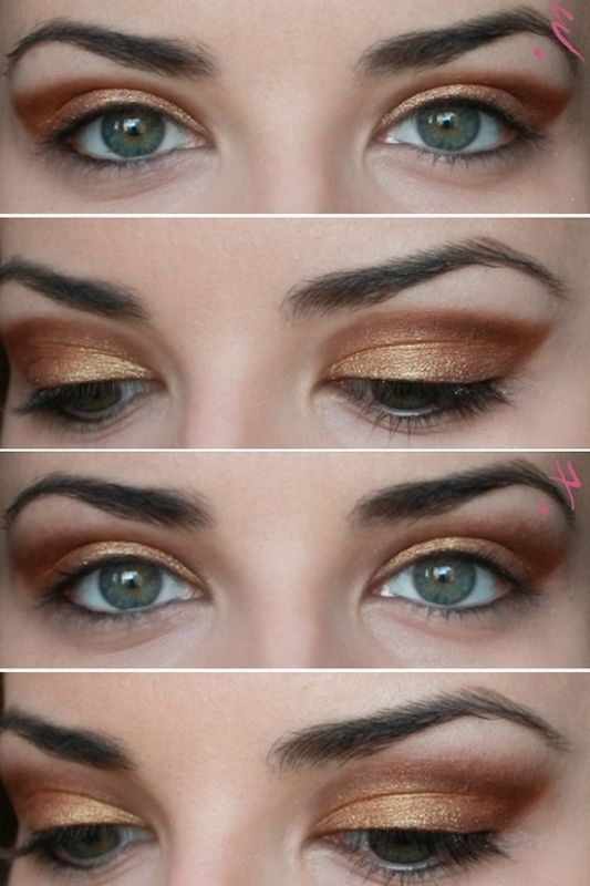 How To Apply Eye Makeup For Blue Eyes You - Mugeek Vidalondon
