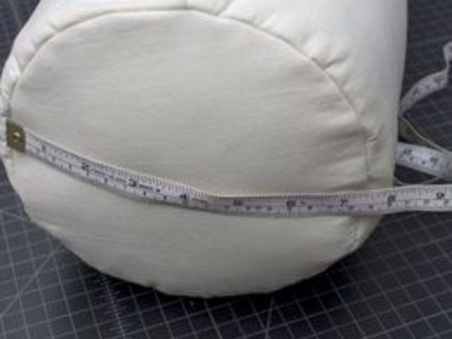 Bolster Pillow Cover Sewing Pattern