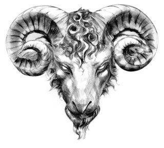 баран овен