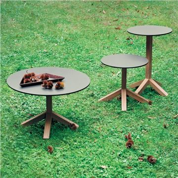 RODA Root Small Table - Style # ROT00x-01-xx, Modern Outdoor Small Tables – Contemporary Outdoor Small Tables – Outdoor Small Table | SwitchModern.com