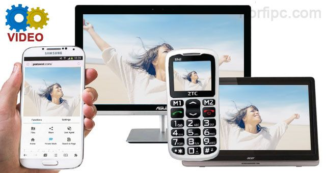 Formatos de video, diferencias entre MP4, MKV, AVI, DVD, WMV, MOV