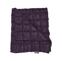 Eddie Bauer Packable Down Throw - Purple