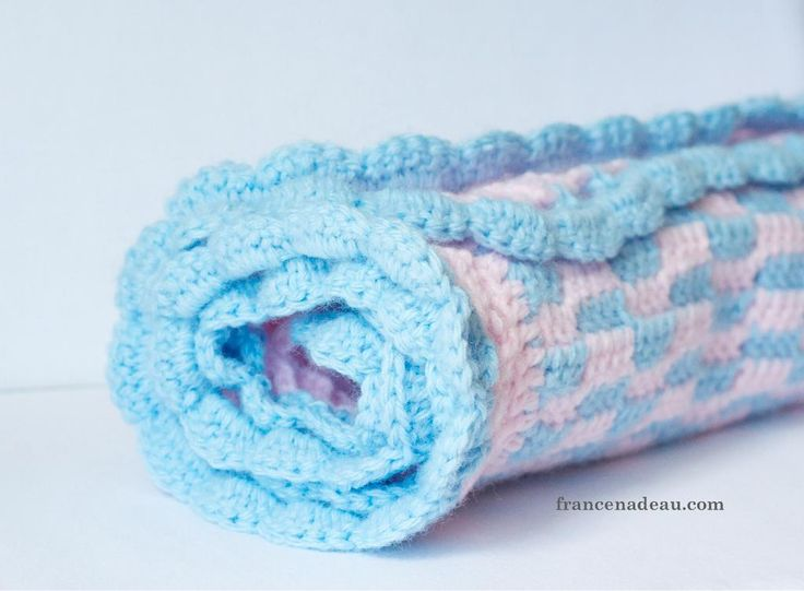 Wrap up a newborn in a cozy, handmade blanket! Work up one of these free crochet baby blanket patterns with love in every stitch.