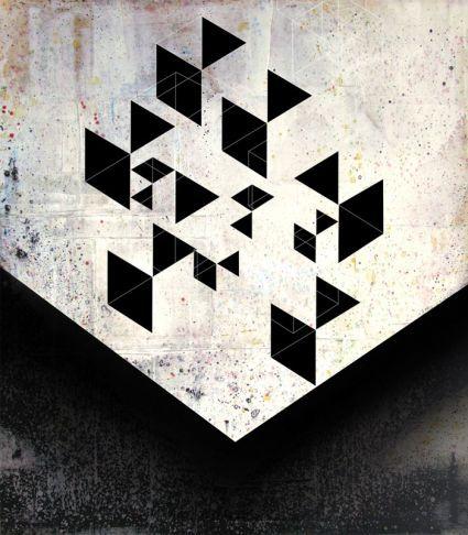 Simon Plasse - Cubes noirs