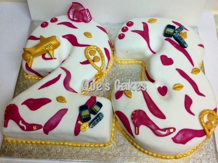 Badly Decorated Birthday Cakes