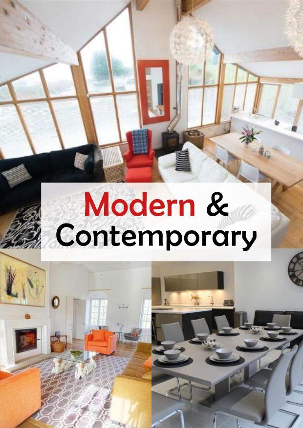 Modern and Comtemp