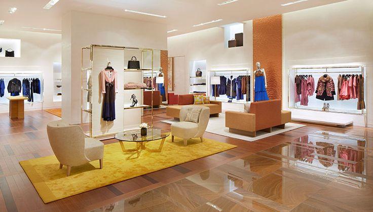 Louis Vuitton Aventura Maison in South Florida