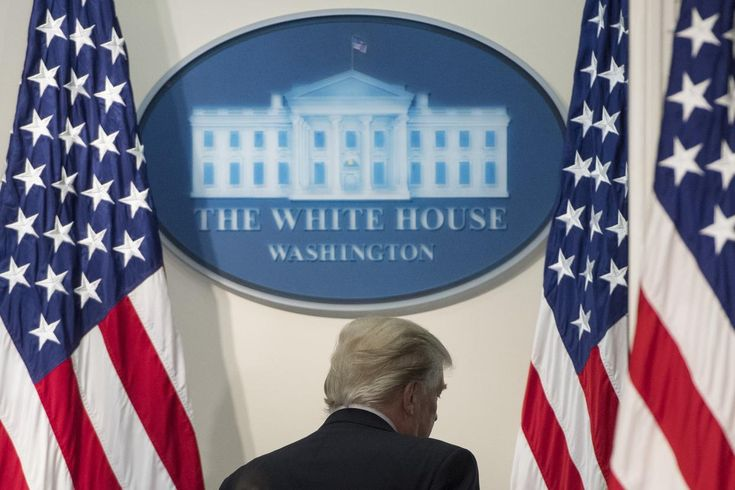 """'No one is really hiring people with Trump White House experience'. Traditionally, """"White House"""" are two words that tend to stand out in a good way on a resume, especially among those looking for work in D.C. But there's a broad understanding that working in this White House isn't something one can credibly brag about.  Indeed, it's quite common to see reports in which White House officials are characterized as almost pitiful."""
