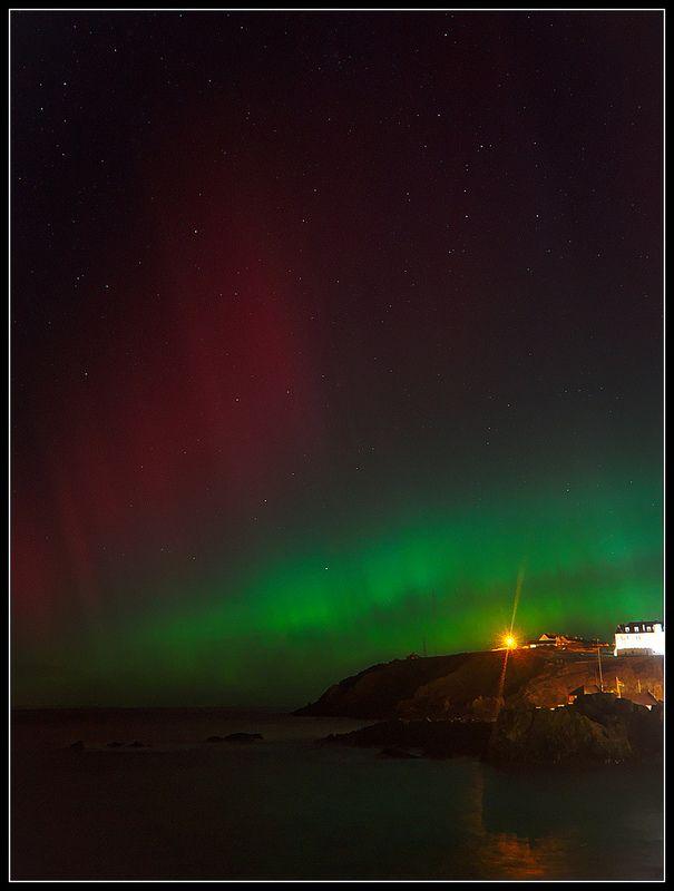 Aurora, Portpatrick   by spodzone
