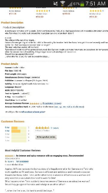Against All Rules is climbing ranks  http://www.amazon.in/gp/product/B00MY2QVRS