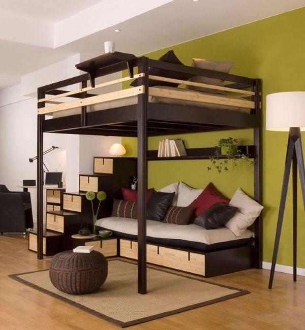 Мебель для спальни - фото кровати Sample CH