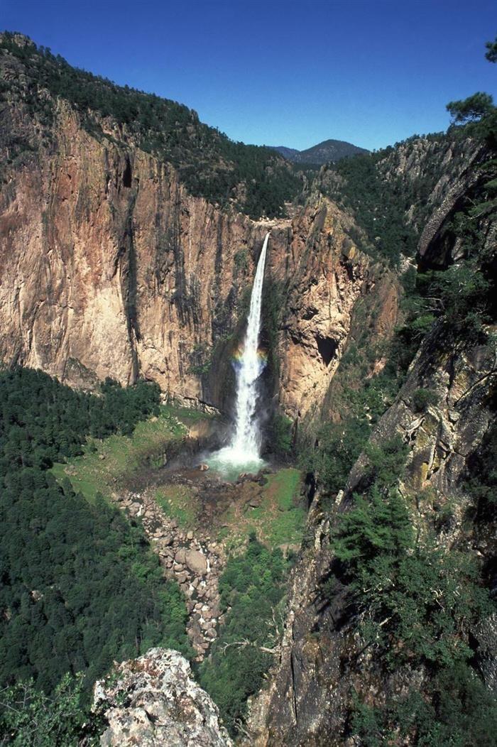 Cataratas Basaseachic, México