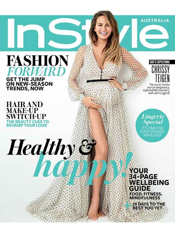 Get inspiration for your personal style while you're pregnant | Baby Care Weekly