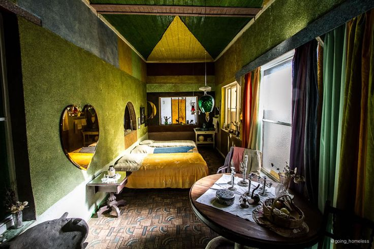 Photostory : The Owl House, Nieu Bethesda