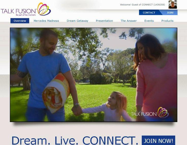 Személyes Blogom : Talk Fusion http://1436358.jointalkfusion.com/overview.asp