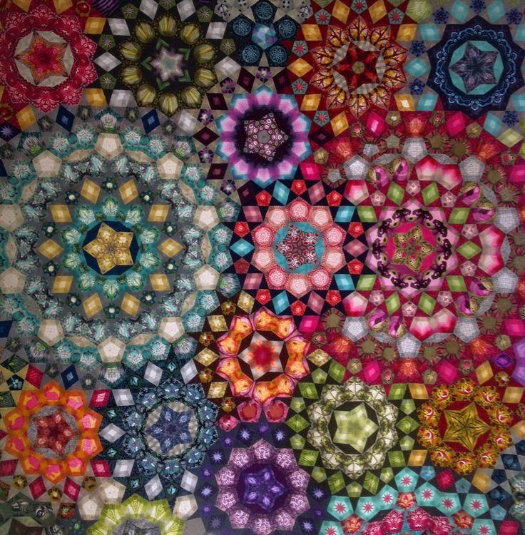 25 Best Ideas About Millefiori Quilts On Pinterest