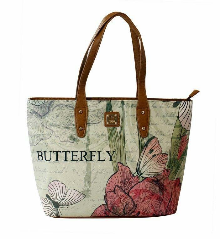 Butteefly bag. Maxi bag para el día a día.