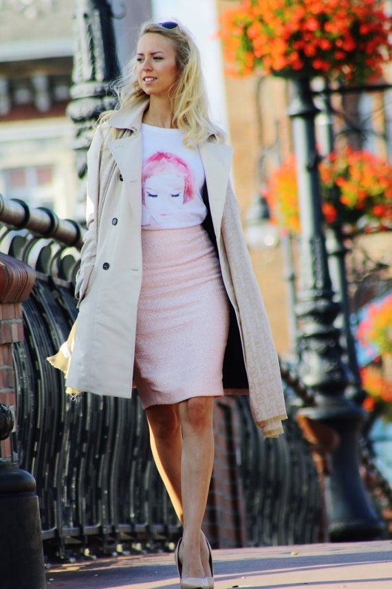 T-shirt PINK HAIR. Why Not Chouette by ChouetteFashionStore #ChouetteFashionStore #chouettefashion #tshirt #tee #chouette #fashion#streetstyle #style #paris #girl