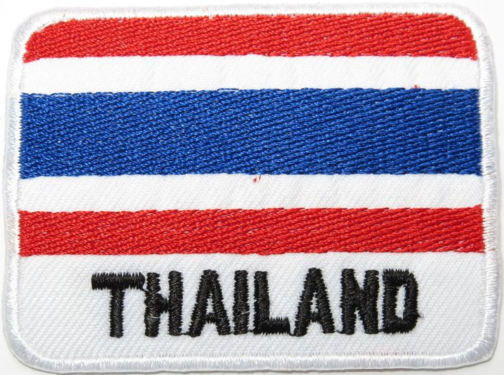 Now Available in store today THAILAND Flag Emb... at a very low price here http://apatchestore.com/products/thailand-flag-embroidered-iron-sew-on-backpack-badge-patch-2-8-7cm?utm_campaign=social_autopilot&utm_source=pin&utm_medium=pin @ apatchestore.com