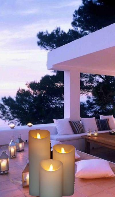 25 best ideas about bougie led on pinterest lanterne led bougies led and guirlande led. Black Bedroom Furniture Sets. Home Design Ideas
