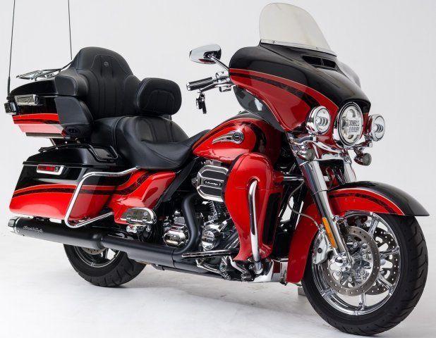 #Forsale 2016 Harley Davidson Cvo Limited #Auction @$20,890.00