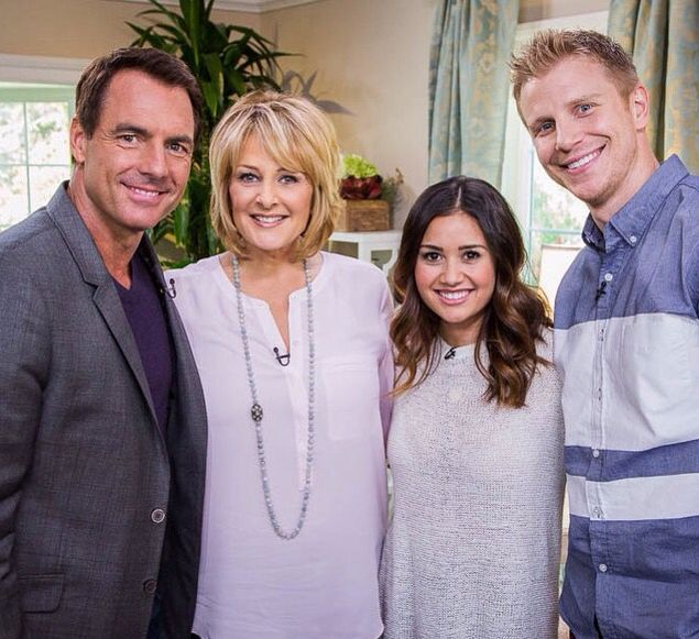 Sean Lowe And Catherine Giudici On Home And Family Sean