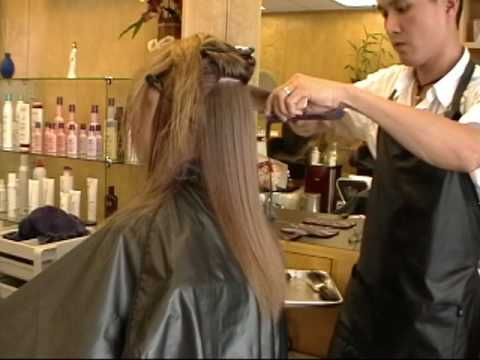 f you want to get funny new techniques and new hair straightening ideas which can take you ahead of the trends and also on your friends and your locality the best and latest trends that catches everyone's attention is Japanese hair straightening ideas. It is an excellent method to get semi-permanently straight hair. #hairstraightenerbeauty #hairstraighteningtips #Japanesehairstraightening