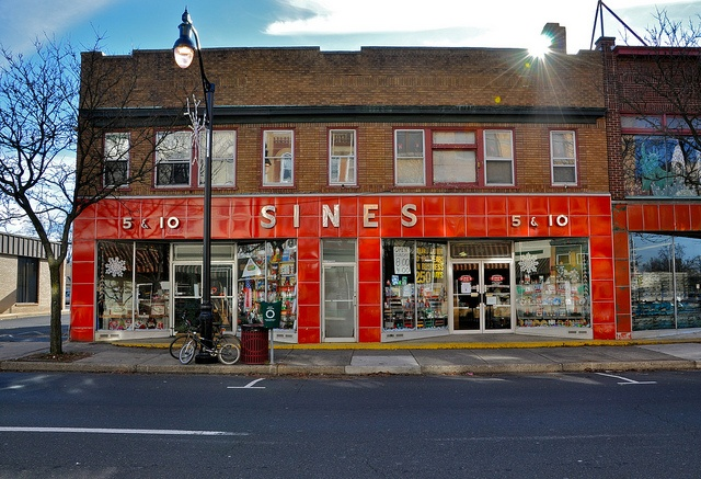 Sine's 5 & 10 turned 100 this year (2012)......Quakertown, PA