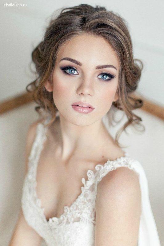 les 25 meilleures id es de la cat gorie maquillage de mariage sur pinterest maquillage de. Black Bedroom Furniture Sets. Home Design Ideas