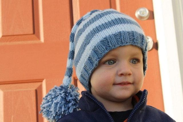 Child Knitted Hat Pattern
