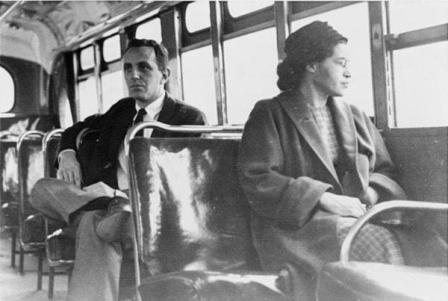 The bus boycott was instigated by the NAACP who instructed Rosa Parks to refuse to give up her seat to a white man. Description from marnielangeroodiblog.wordpress.com. I searched for this on bing.com/images