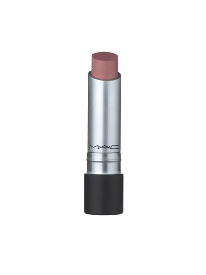 M.A.C. Pro Longwear Lipcreme's creamy formula feels moisturizing and has a soft sheen