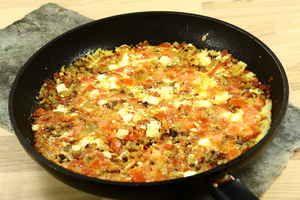 Tyrkisk Kartoffelæggekage (stærk), billede 4