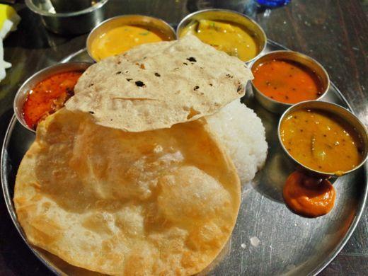 南インド料理専門店ダバインディア (Dhaba India)