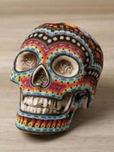 Exquisite Corpse through LN-CCBeads Skullanoth, Skull Inspiration, Diy Art Crafts, Excel Art, Sugδr Skullz, Sugar Skull, Of The, Dead, Day