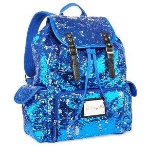 Cool Backpacks for Teens | ... Sequin Backpack Betseyville Blue Sequins Backpacks For Girls