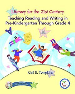 Buy a cheap copy of Literacy for the 21st Century: Teaching... book by Gail E. Tompkins. This book distills the information from the k-8 literacy text Literacy for the 21st Century, focusing specifically on literacy learners from pre-kindergarten... Free shipping over $10.