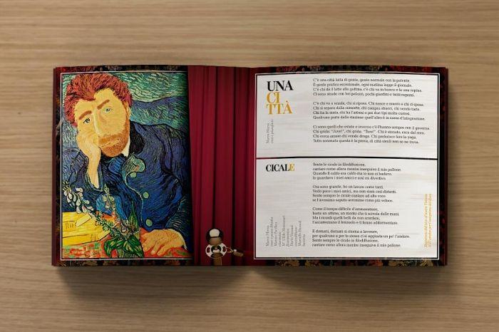 "Marco Sforza ""Un capolavoro"" - Van Gogh restyling"