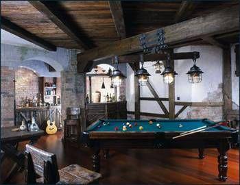 Дизайн цокольного этажа собственного дома - Строительство, архитектура и дизайн