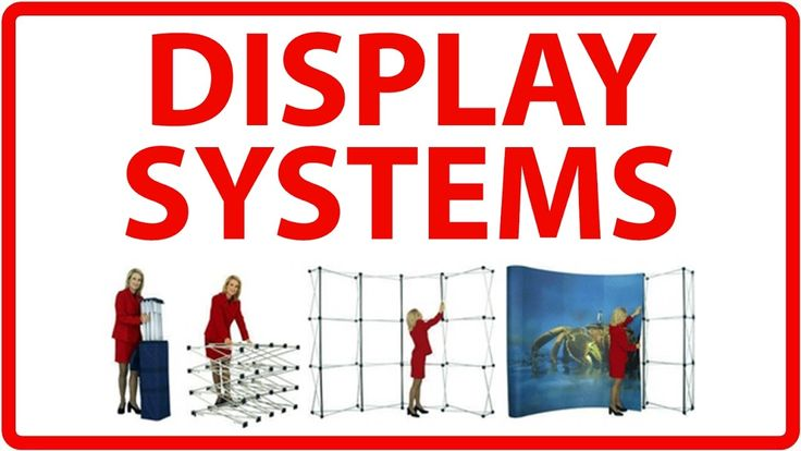 Flexible & re-usable trade show displays with easy to change panels and ...
