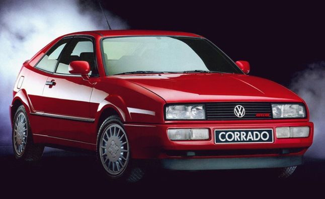 VOLKSWAGON CORRADO Acceleration Model G-60 (0-60 mph) 7.5 sec (US) - Model VR6 (US) 6.4 sec. Production:1988–1995 From its chunky styling to its tendency to oversteer, the iconoclastic Corrado has always struck us as an exotically flavored sports coupe. For 1993, Volkswagen sweetened the mix by adding its innovative VR6 powerplant, a hybrid of the classic in-line and vee-type six-cylinder engines in which the cylinders are placed at a fifteen-degree angle.