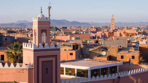 Marrakech, MoroccoFascinators Cities, Buckets Lists, Favorite Places, Favorite Destinations, Fascinators Places, Marrakech Morocco, Atlas Mountain, Travel Destinations, Morocco Marrakech