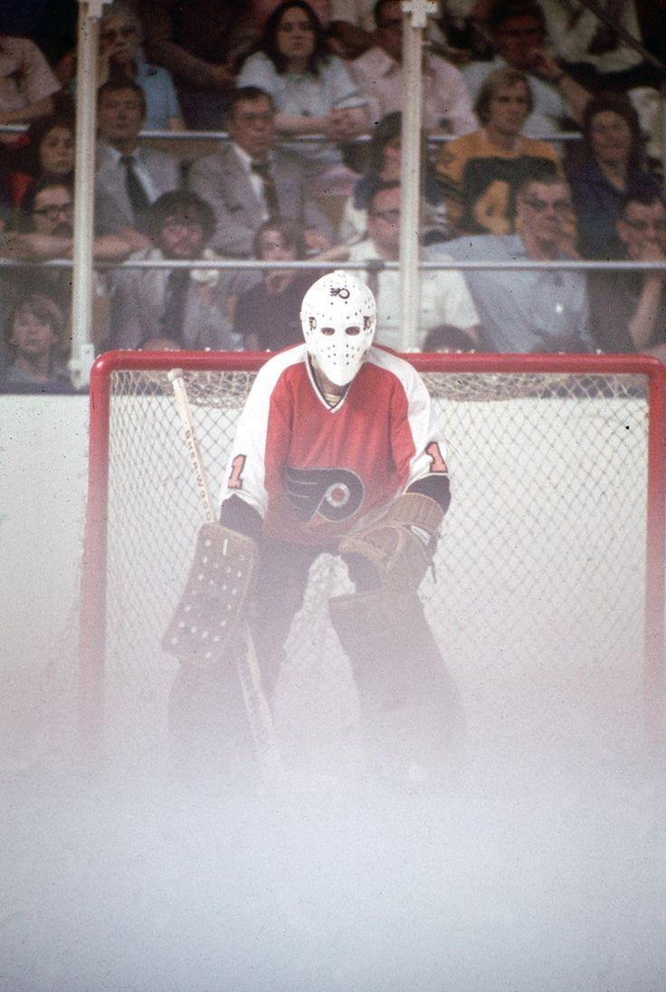 Bernie Parent, the fog game, 75 Stanley Cup Finals