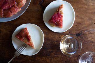 Rhubarb Upside-Down Cake Recipe on Food52, a recipe on Food52