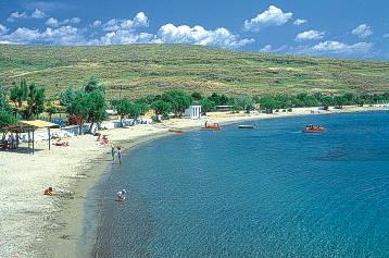 Sigri Beach, Lesvos Island
