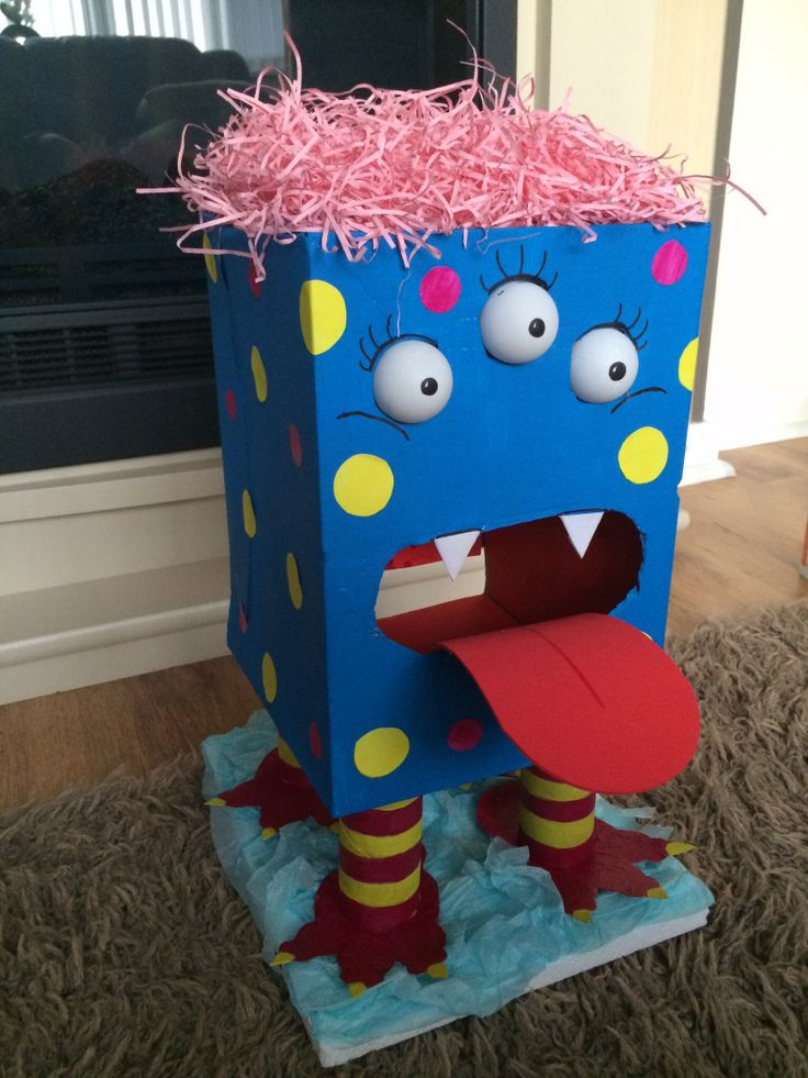 My phonics alien I made this to help kids read. They post the alien word cards in his mouth as they read them.