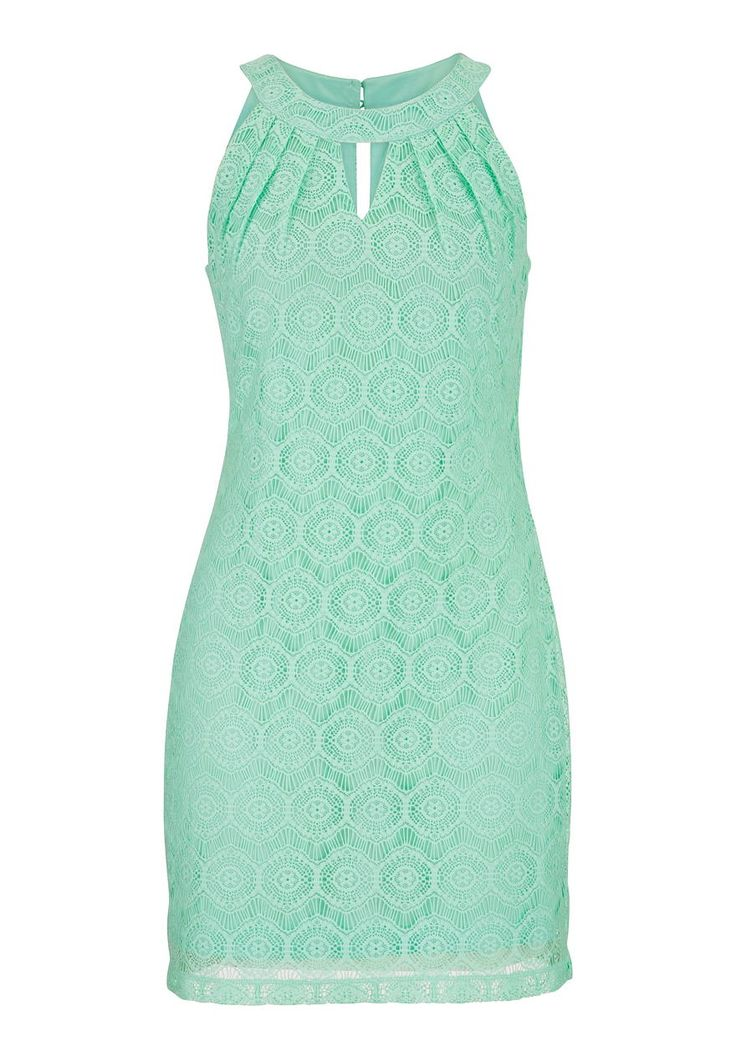 lace overlay sheath dress - maurices.com