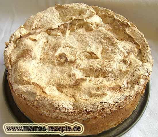 Rezept Kleiner Rhabarberkuchen  auf Mamas Rezepte Homepage