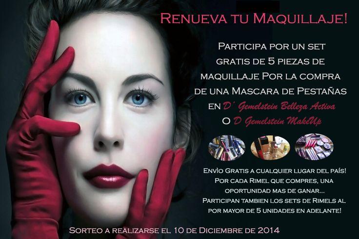 Participa ya en el sorteo este 10 de Diciembre de 2014